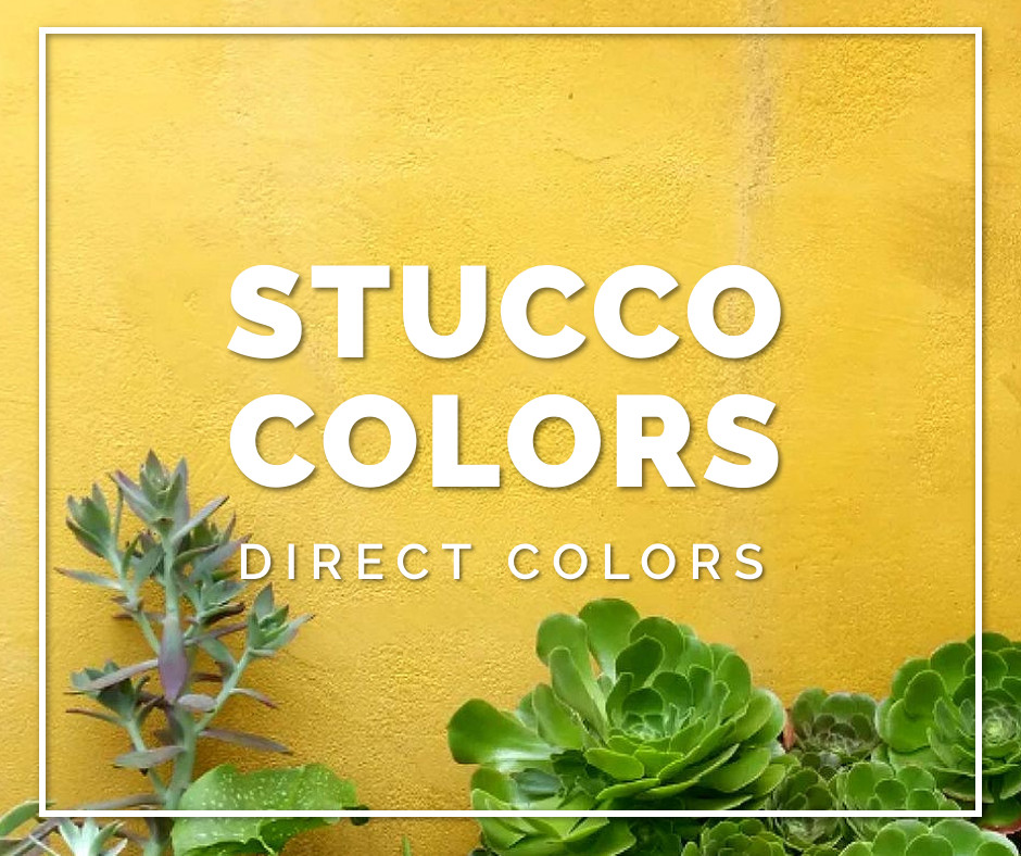 The Best Way To Color Stucco