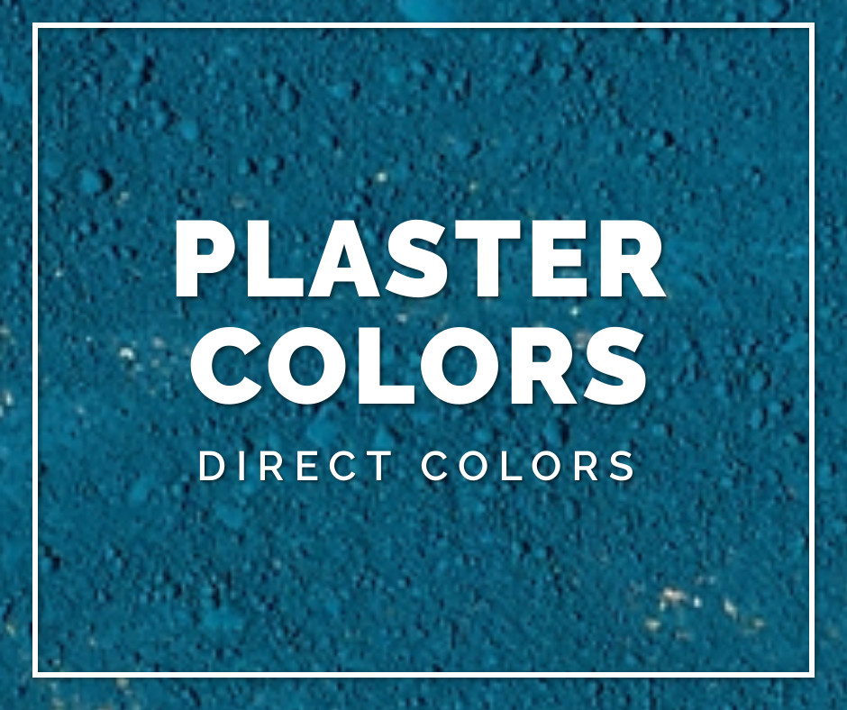 Add Color To Plaster