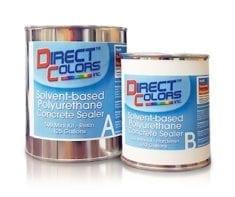 Solvent Based Polyurethane Concrete Countertop Sealer