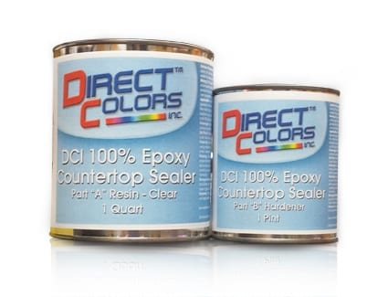 DCI 100% Epoxy Countertop Sealer
