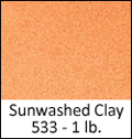 Sunwashed Clay