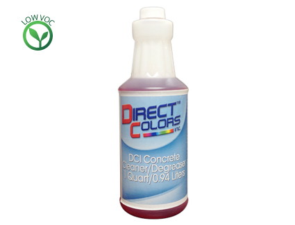Concrete Cleaner and Degreaser