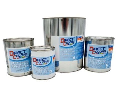 Water-Based Polyurethane Concrete Sealer