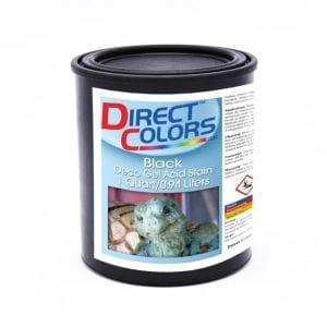 Black Deco Gel Acid Stain - 1 Quart
