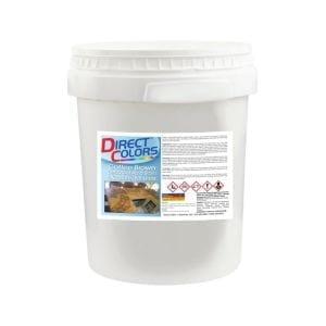 Coffee Brown Deco Gel - 5 Gallons
