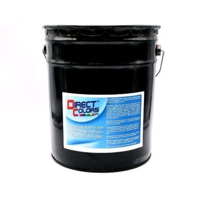 Solvent Based, Satin Finish Acrylic Concrete Sealer