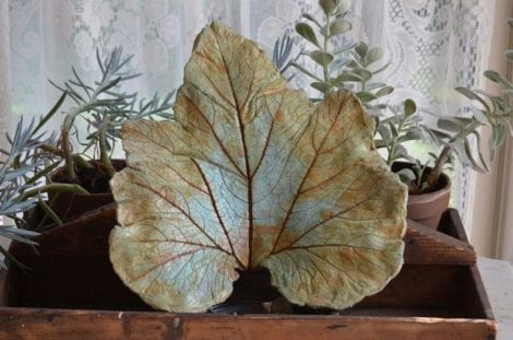 Deco Gel Acid Stain Concrete Leaf