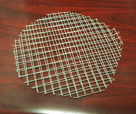 Cut Wire Mesh For Fire Bowl