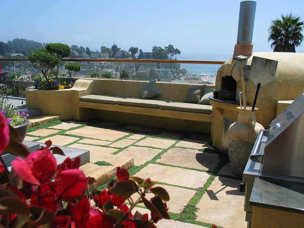 Design by project: Outdoor Concrete Oven Ideas