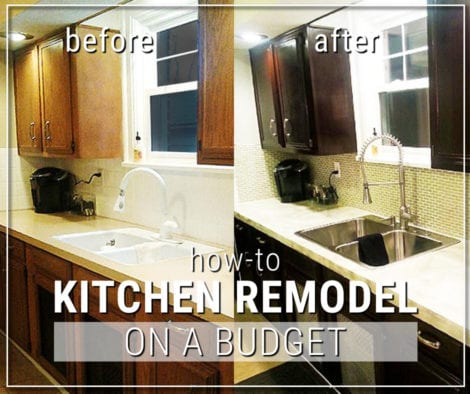 Affordable Kitchen Remodel