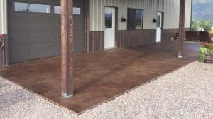 Podcast: Podcast: Decorative Concrete Floors and Patios for Pole Barns and Metal Buildings