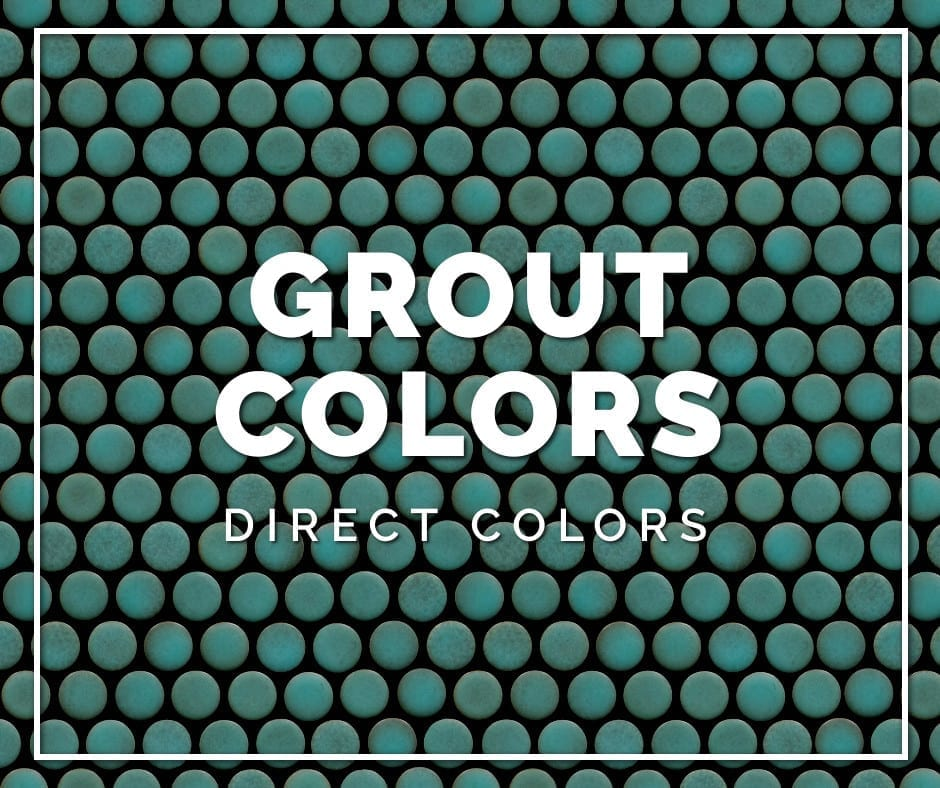 Design by project: How To Color Grout