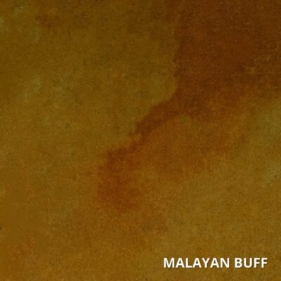 Malayan Buff Concrete Acid Stain Swatch