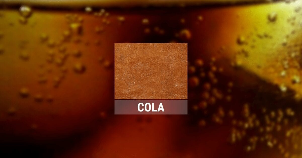 Design by color: Cola Concrete Stain Gallery