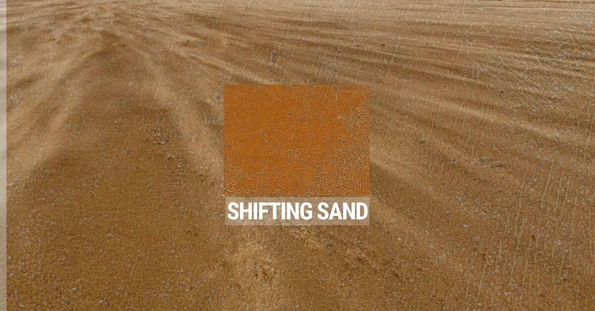 Design by color: Shifting Sand Concrete Stain Gallery