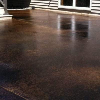 Podcast: Podcast: Applying Acid Stain and Concrete Sealer During Summer