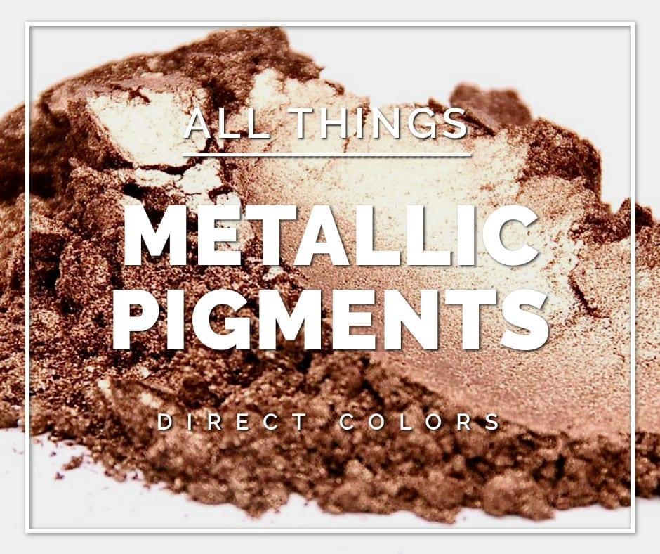 Metallic Epoxy Pigments