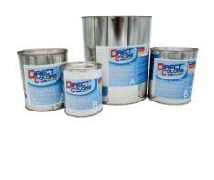 Water-Based, Matte Polyurethane Concrete Sealer