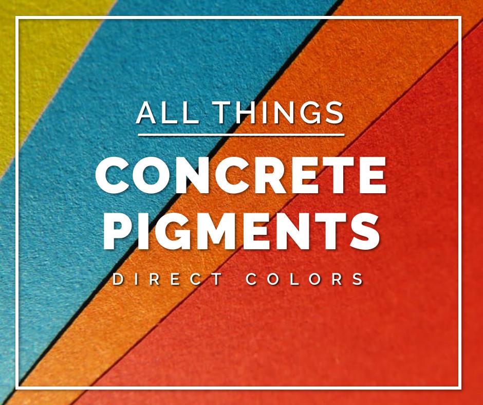 Concrete Pigments