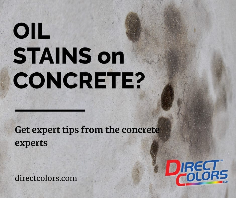 Podcast: How To Remove Oil Stains From Concrete Garage Floors