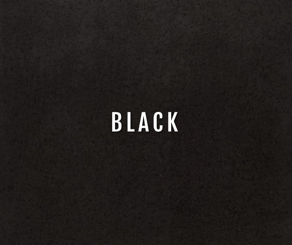 Design by color: Black Concrete Color Gallery
