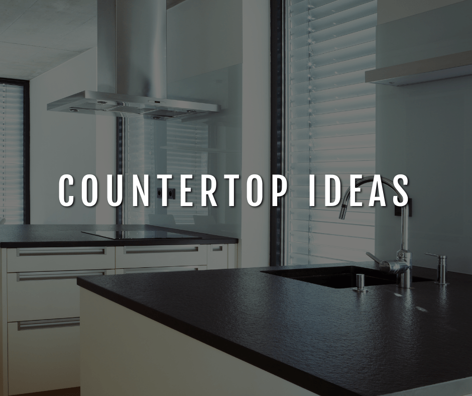 Design by project: Concrete Countertop Colors and Ideas