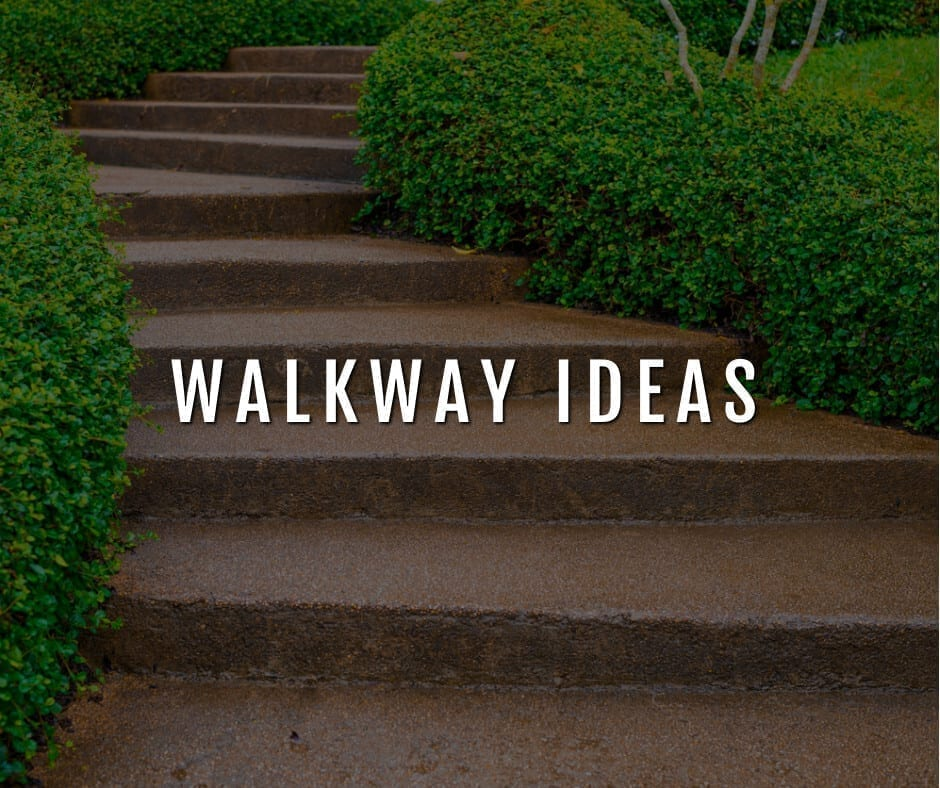 Design by project: Concrete Walkway Ideas Gallery