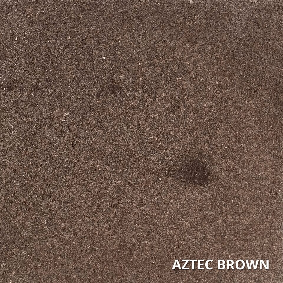 Portico Aztec Brown Concrete Paver Stain