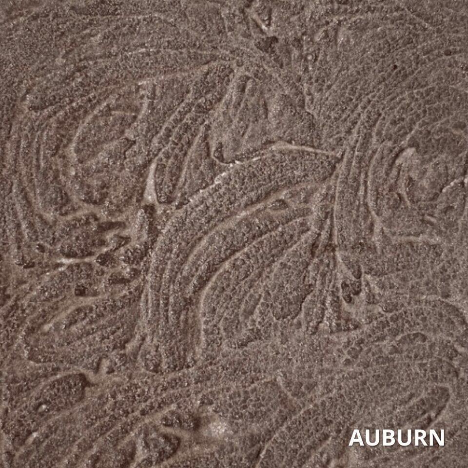 Auburn Antiquing Concrete Stain Color Swatch