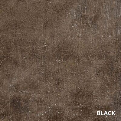 Black Acid Stain Color Swatch