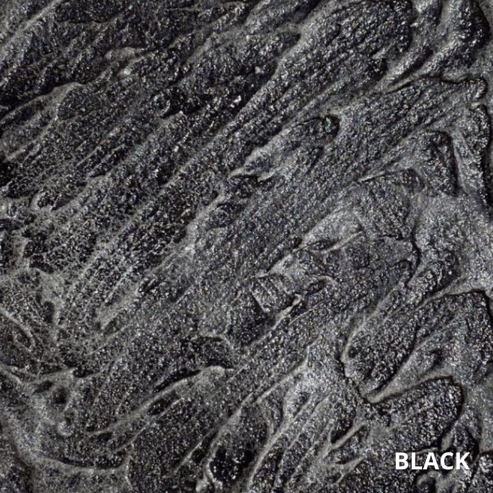 Black Antiquing Concrete Stain Color Swatch