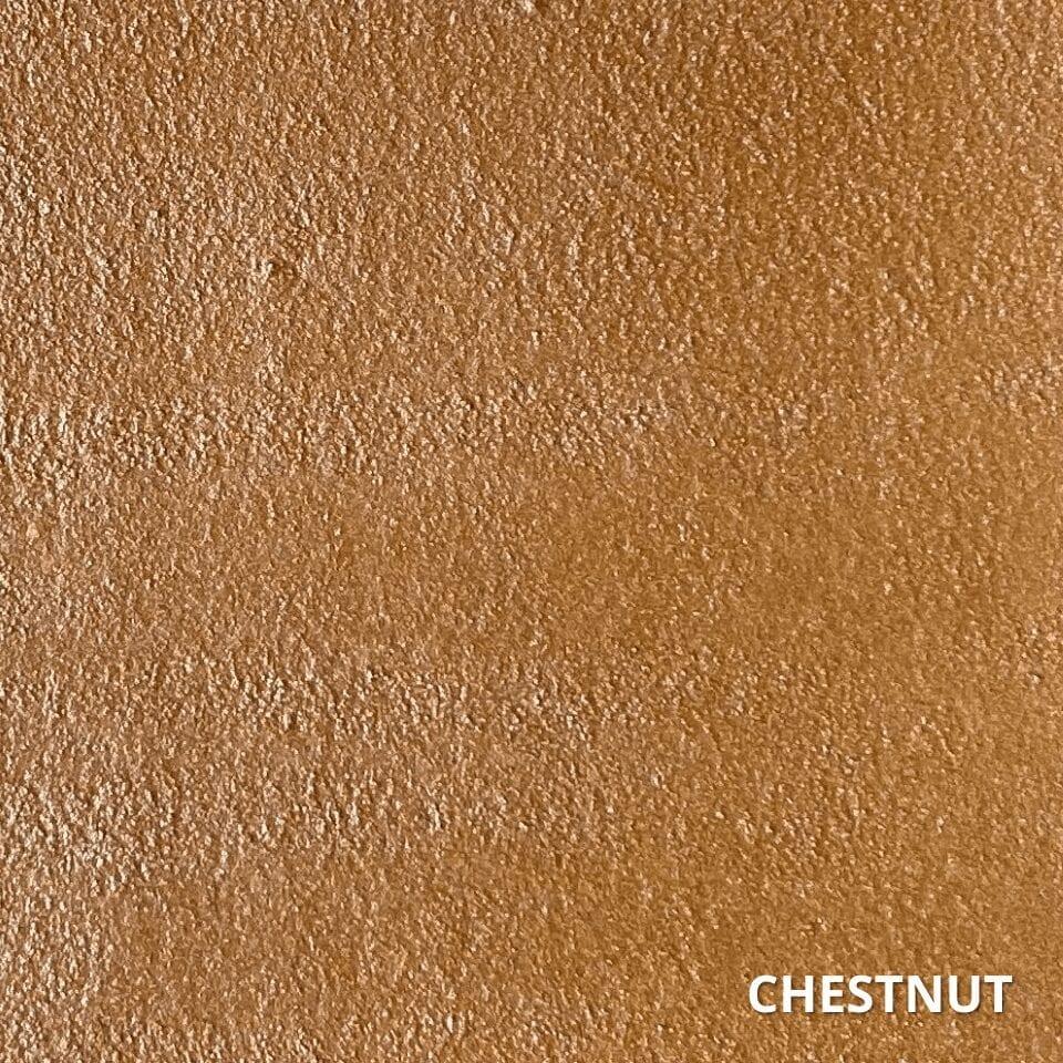 Chestnut Concrete Dye Color Swatch