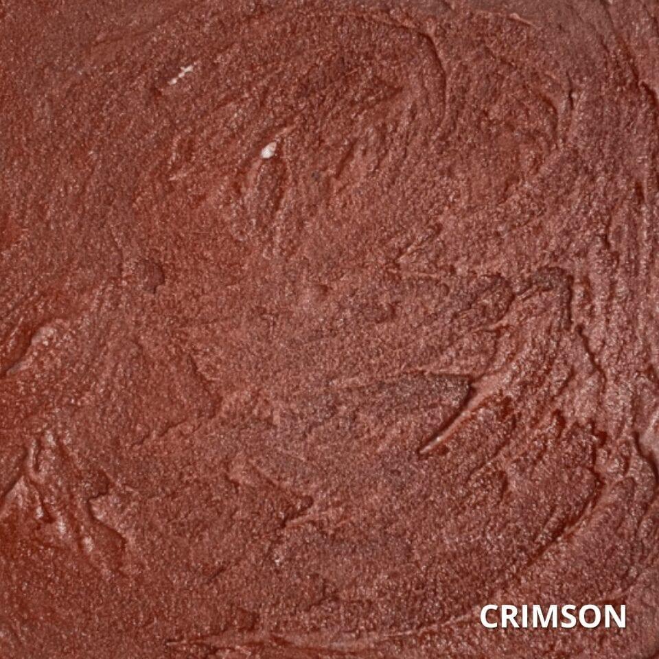 Crimson Antiquing Concrete Stain Color Swatch