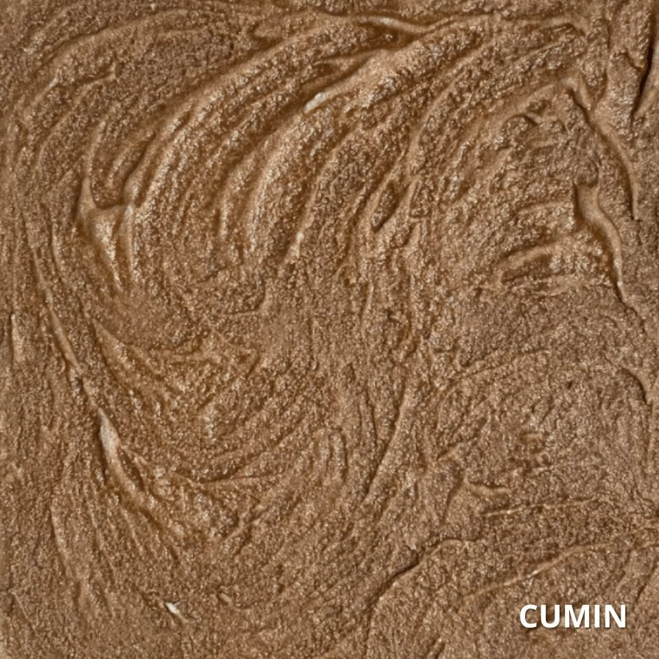Cumin Antiquing Concrete Stain Color Swatch