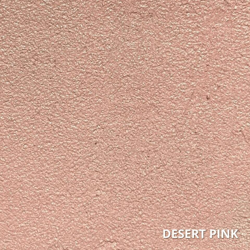 Desert Pink Concrete Dye Color Swatch