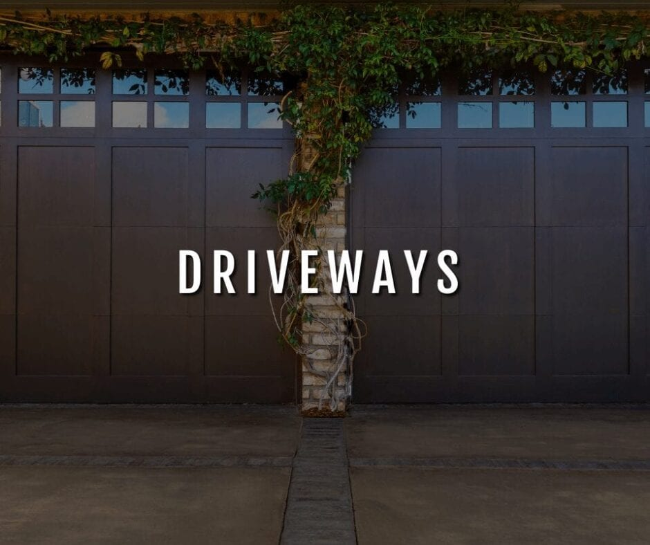 Design by Project - DRIVEWAYS - 960x960