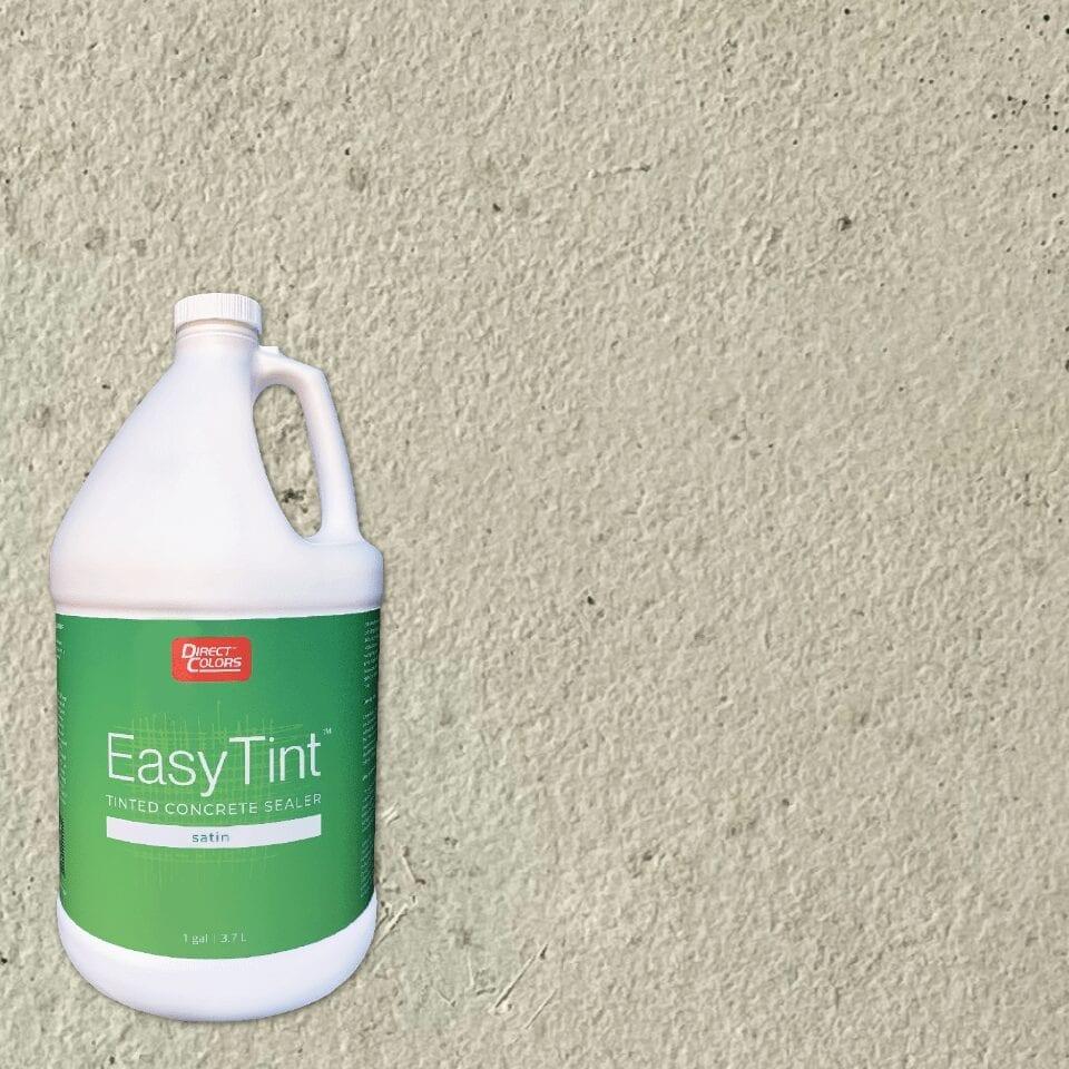 EASYTINT - 1 Gal Bottle - Tinted Sealer Satin - Buff