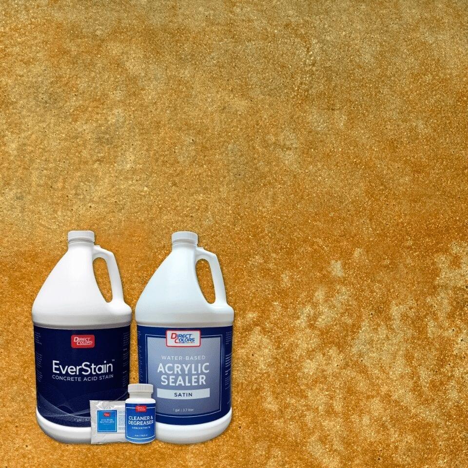 EverStain acid stain sealer kit