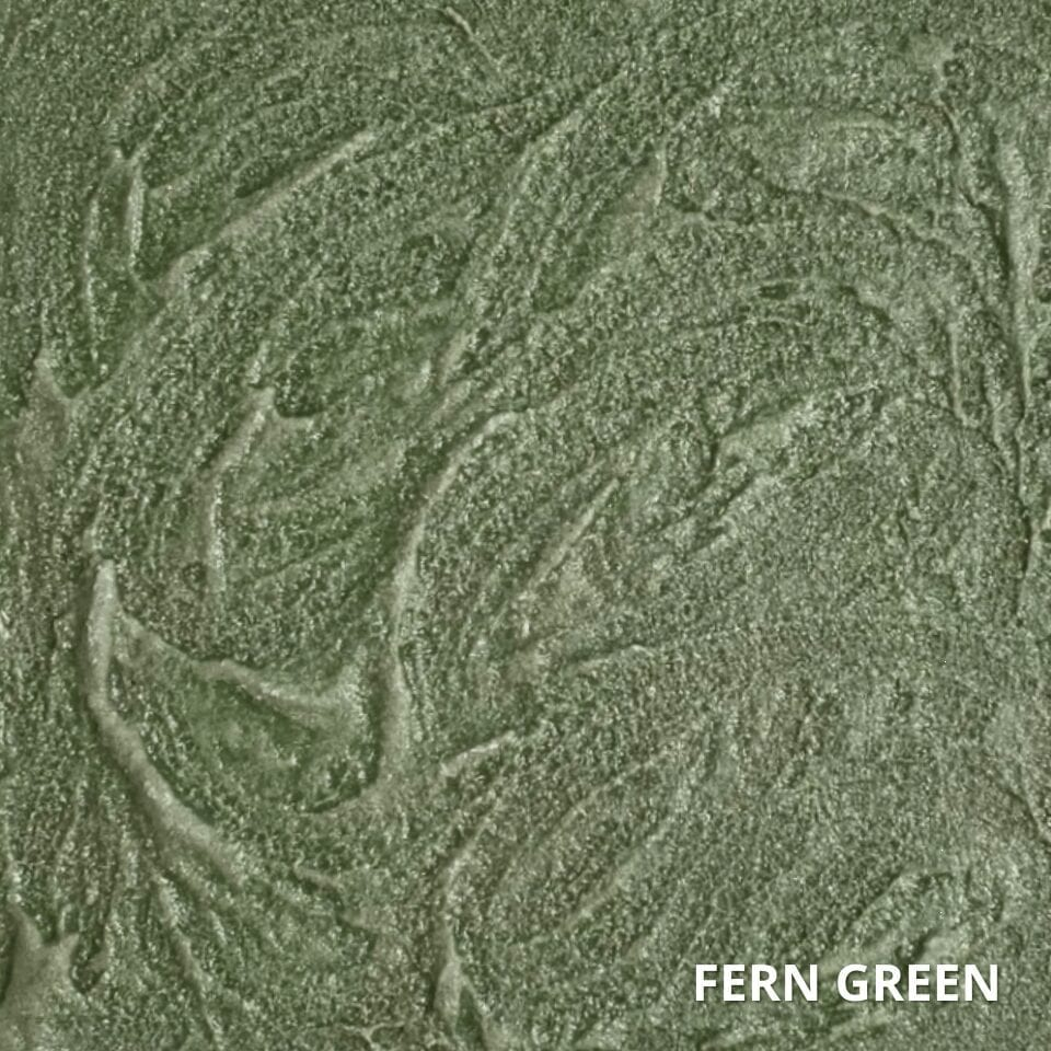 Fern Green Antiquing Concrete Stain Color Swatch