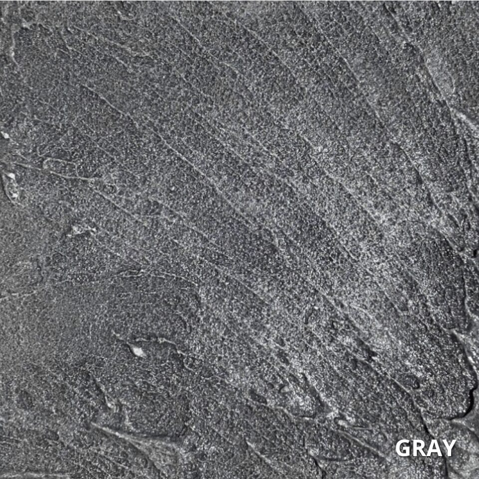 Gray Antiquing Concrete Stain Color Swatch
