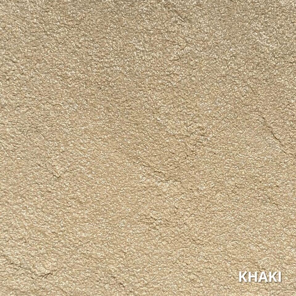 Khaki Concrete Dye Color Swatch