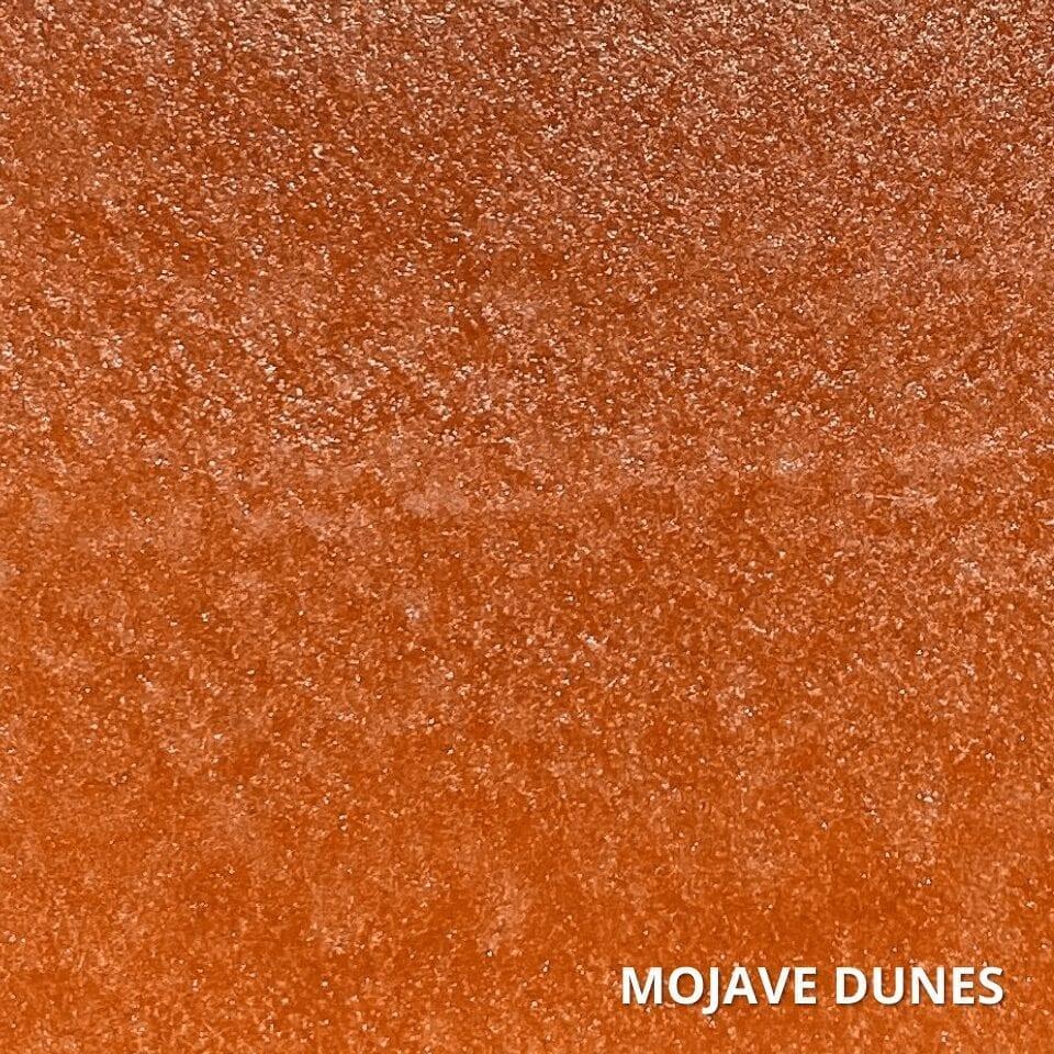 Mojave Dunes Concrete Dye Color Swatch