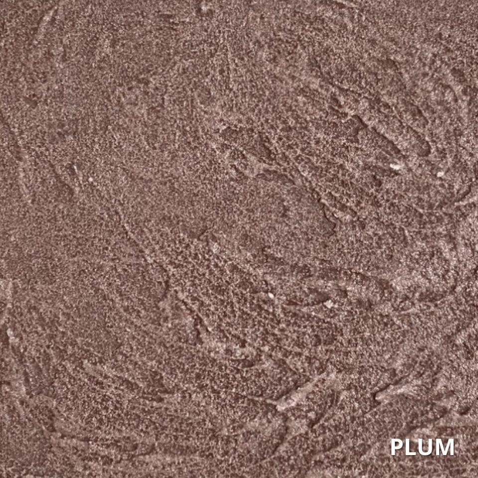 Plum Antiquing Concrete Stain Color Swatch