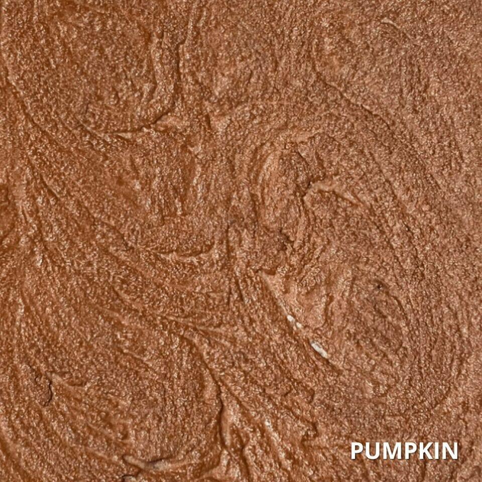 Pumpkin Antiquing Concrete Stain Color Swatch
