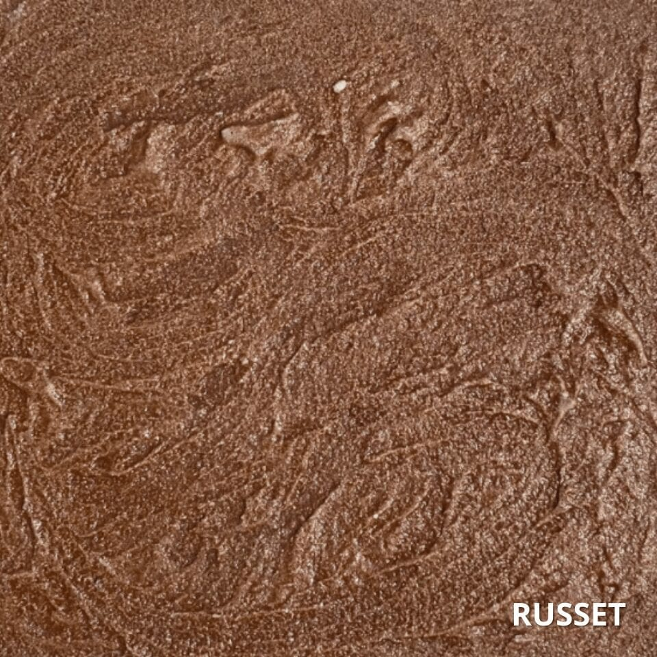 Russet Antiquing Concrete Stain Color Swatch