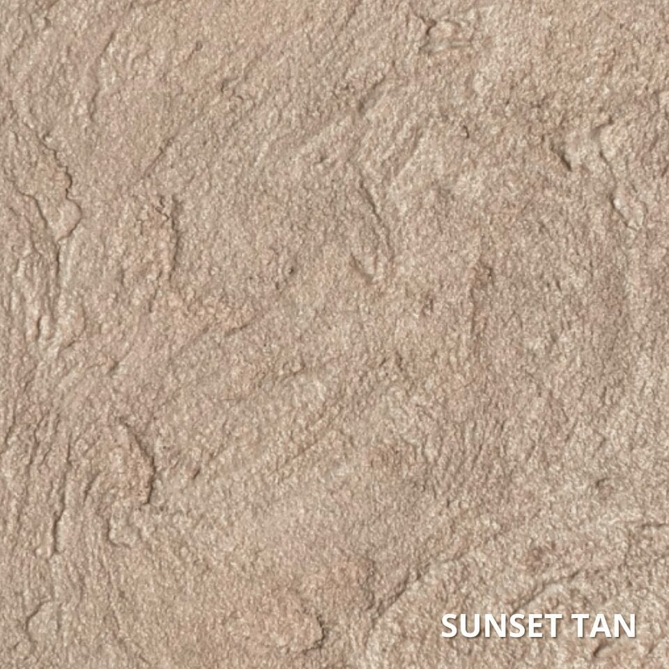 Sunset Tan Antiquing Concrete Stain Color Swatch