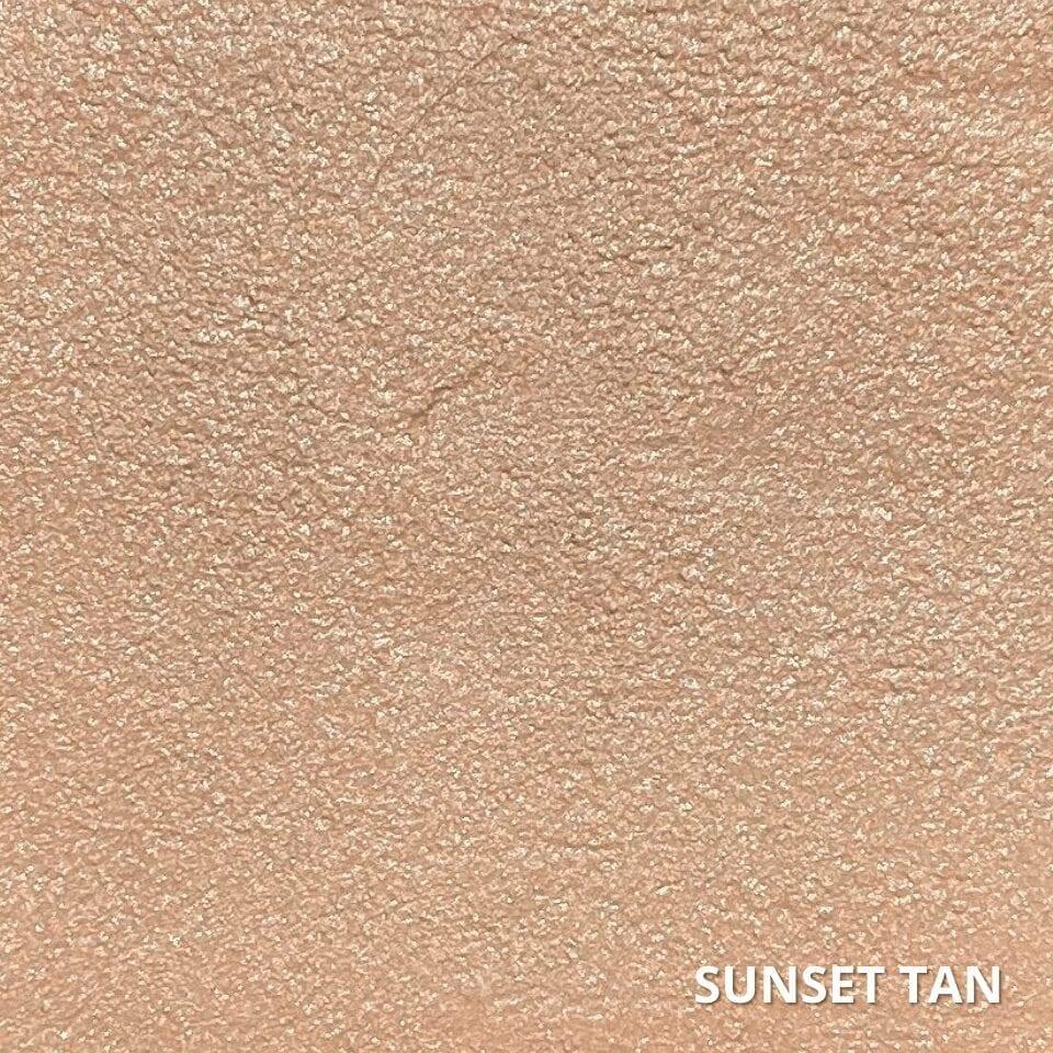 Sunset Tan Concrete Dye Color Swatch