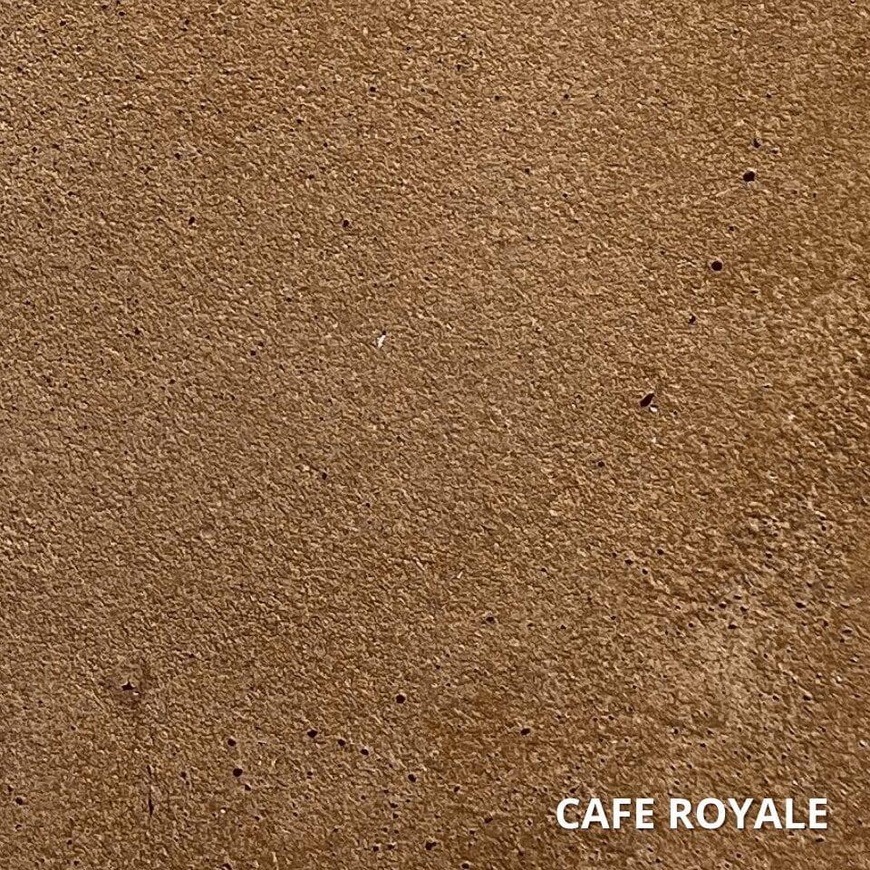 Tinted Sealer Cafe Royale Swatch