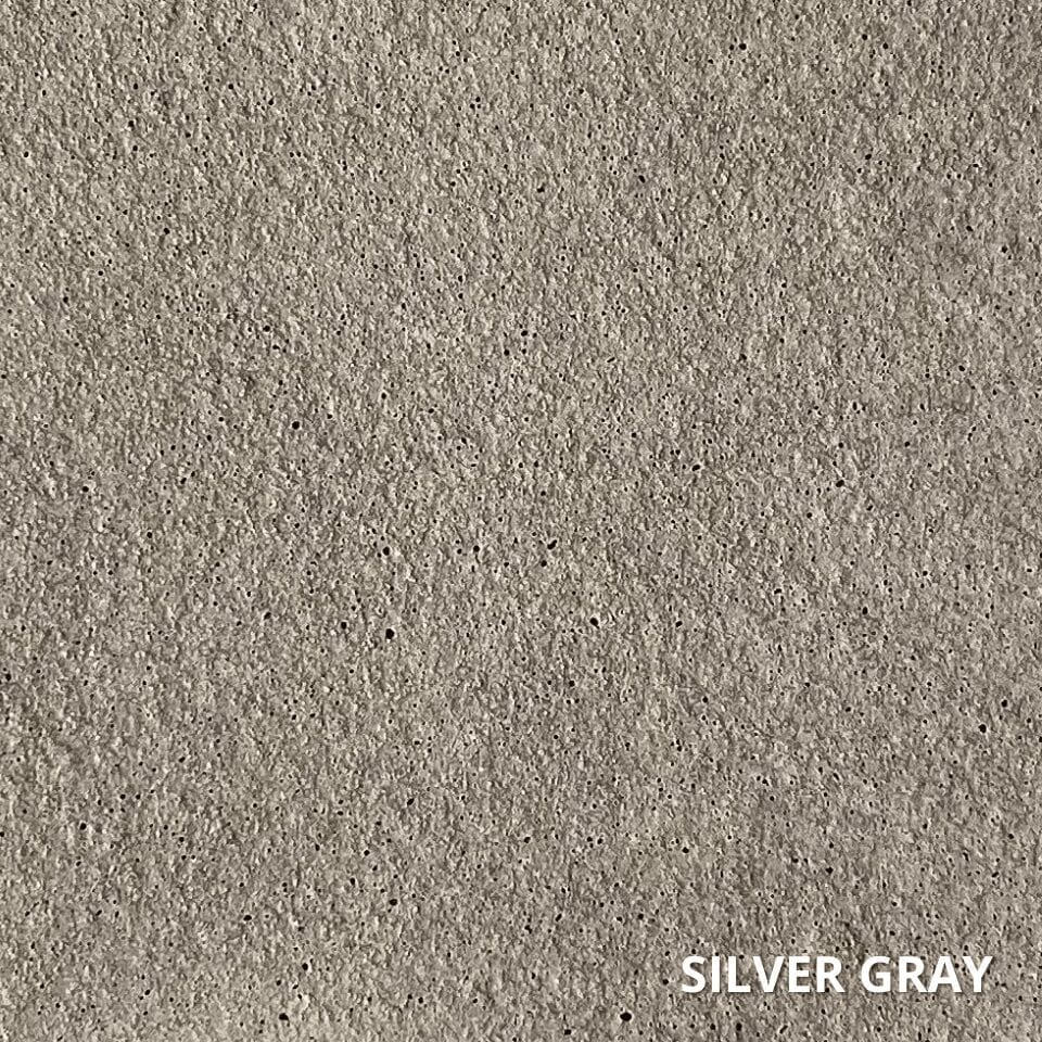 Tinted Sealer Silver Gray Swatch