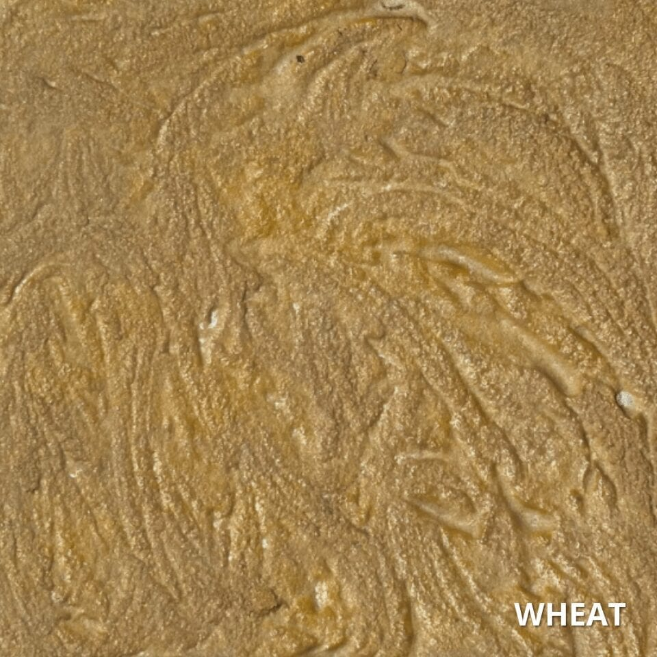 Wheat Antiquing Concrete Stain Color Swatch